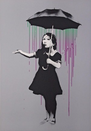 Banksy art for sale