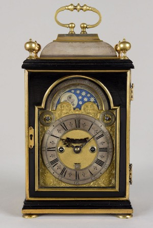 antique bracket clock london