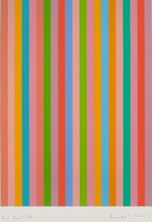 bridget riley prints for sale