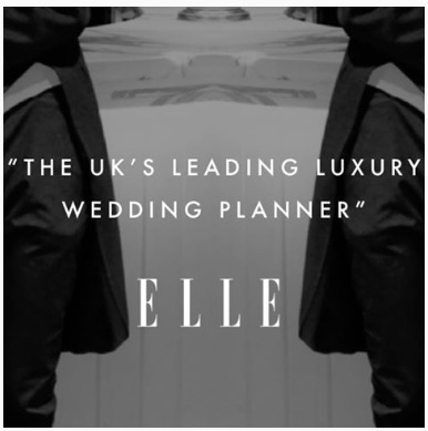 elle wedding planner luxury