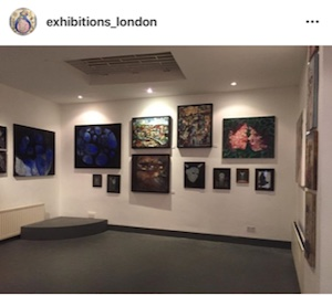 london gallery hire se1