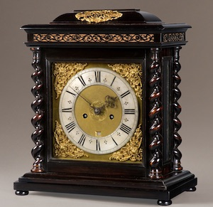 antique bracket clock dealers