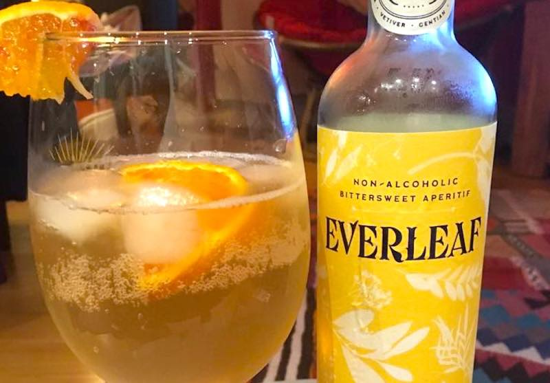 Everleaf no alcohol aperitif