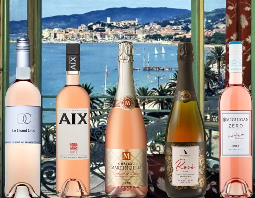 Rose wine tips 2020 - summer wine reviews