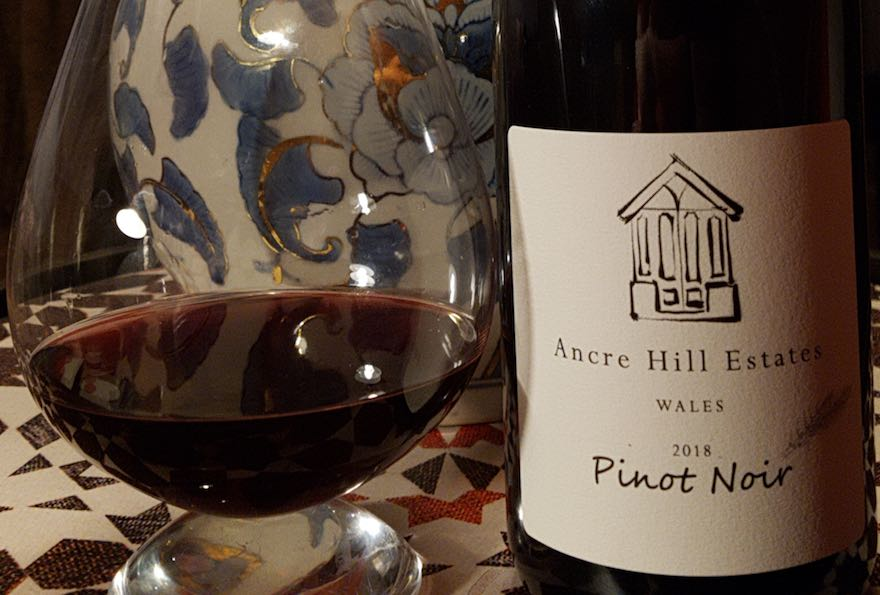 Ancre Hill Estate Pinot Noir 2018 Wales