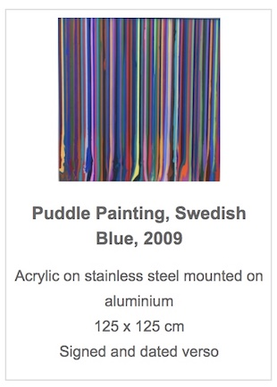 ian davenport art for sale