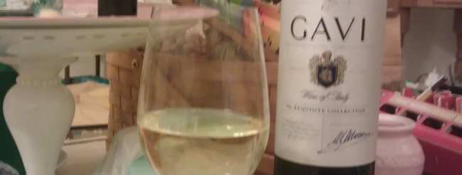 Gavi 2012 Exquisite Collection