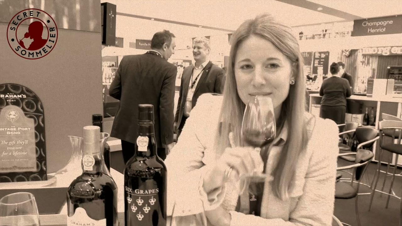 Tawny Port definition with Charlotte Symington