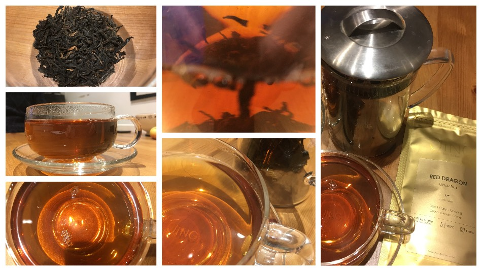 Red Dragon Black Tea Review
