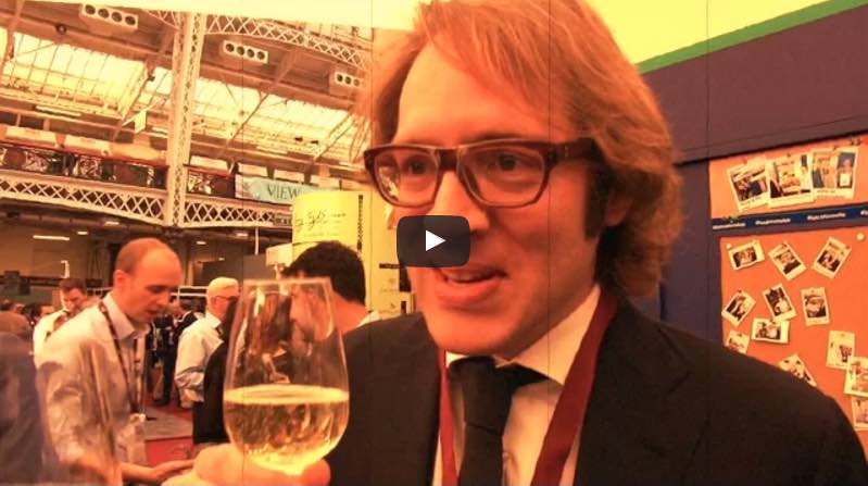Clovis Taittinger at LWF2016