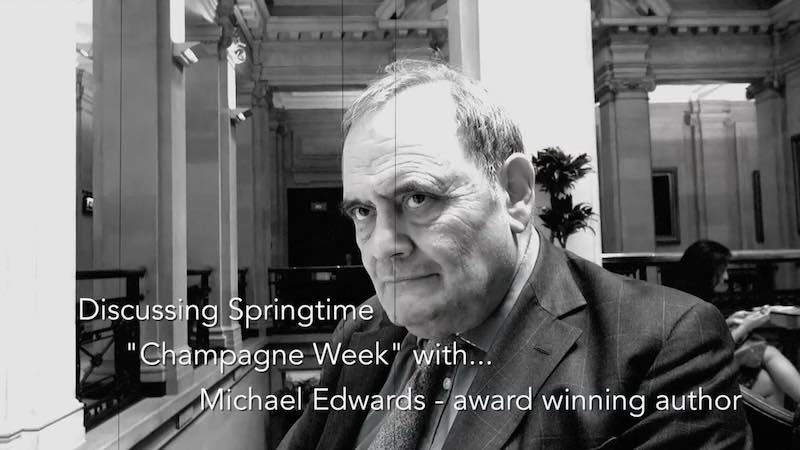 Michael Edwards - Wine Writer