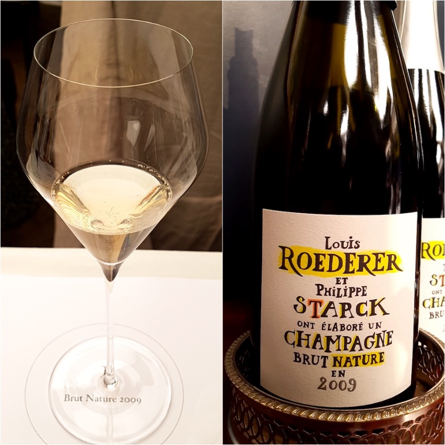 louis roederer brut nature2010 x2