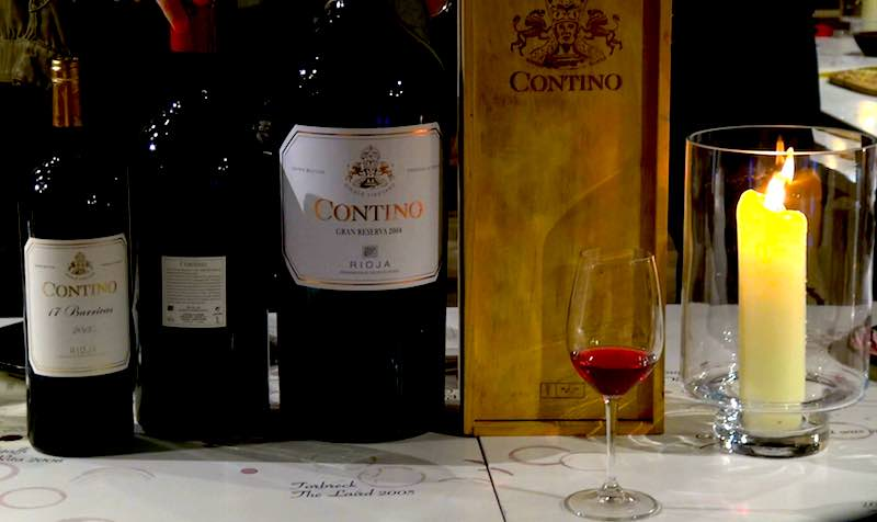 contino bottles