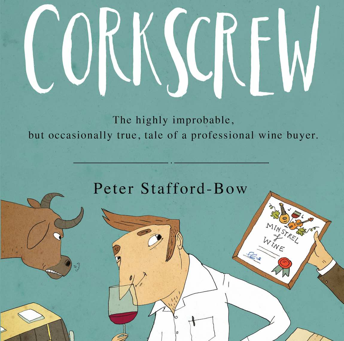 Corkscrew book review Peter Stafford-Bowes
