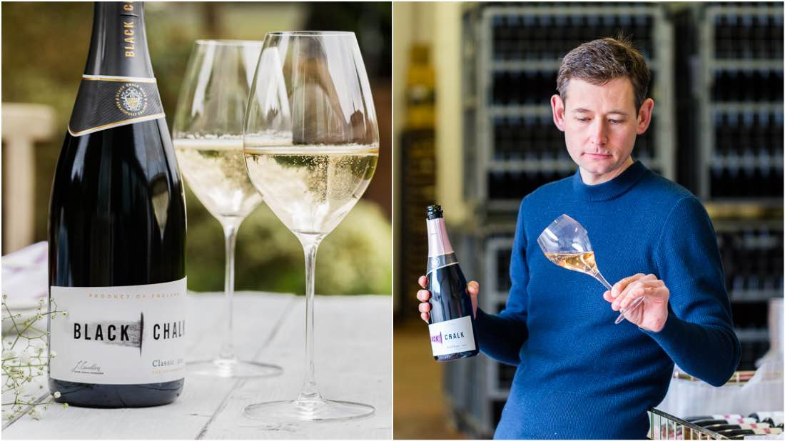 Black Chalk Wines - Jacob Leadley -English Sparkling wine
