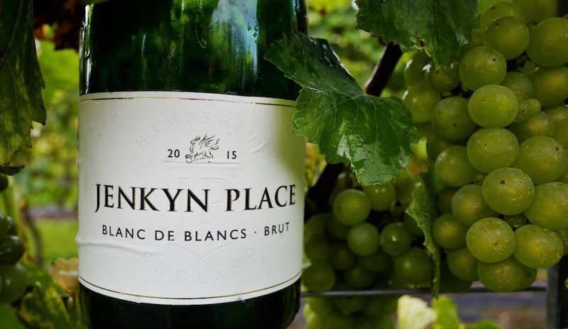 Jenkyn Place 2015 blanc de blancs review