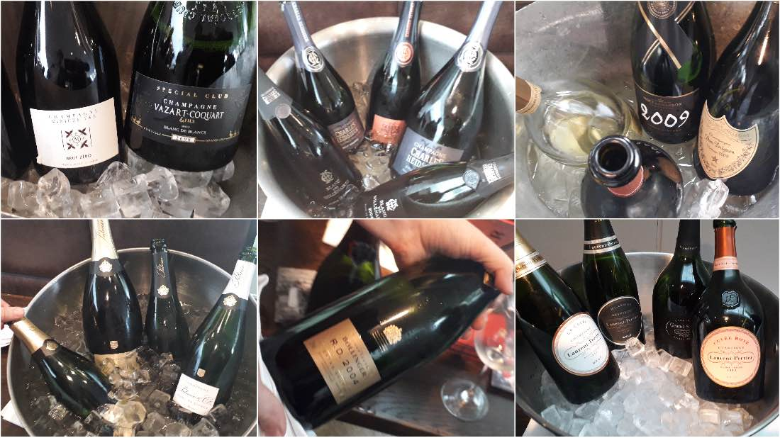 The Finest Bubble - Champagne tasting in London
