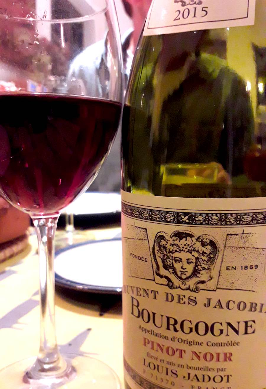 bourgogne pinot noir 2017 review