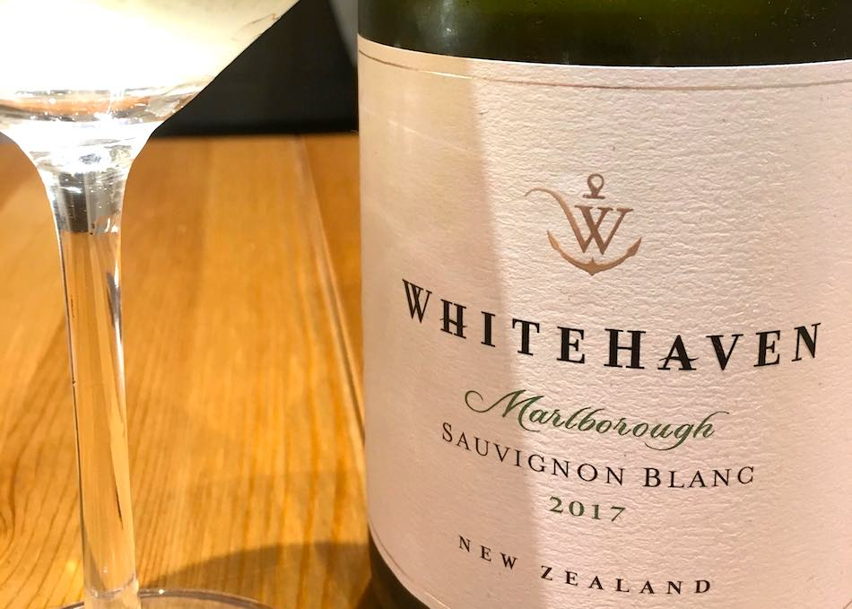 Whitehaven Sauvignon Blanc 2017 Review