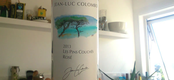 Jean-Luc Colombo Rose 2013