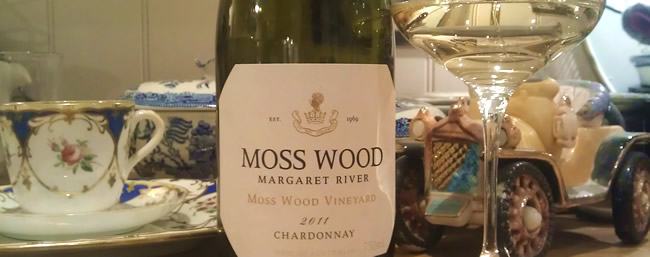 Moss wood margaret river 2009 chardonnay