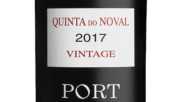 2017 quinta do Noval Vintage Port