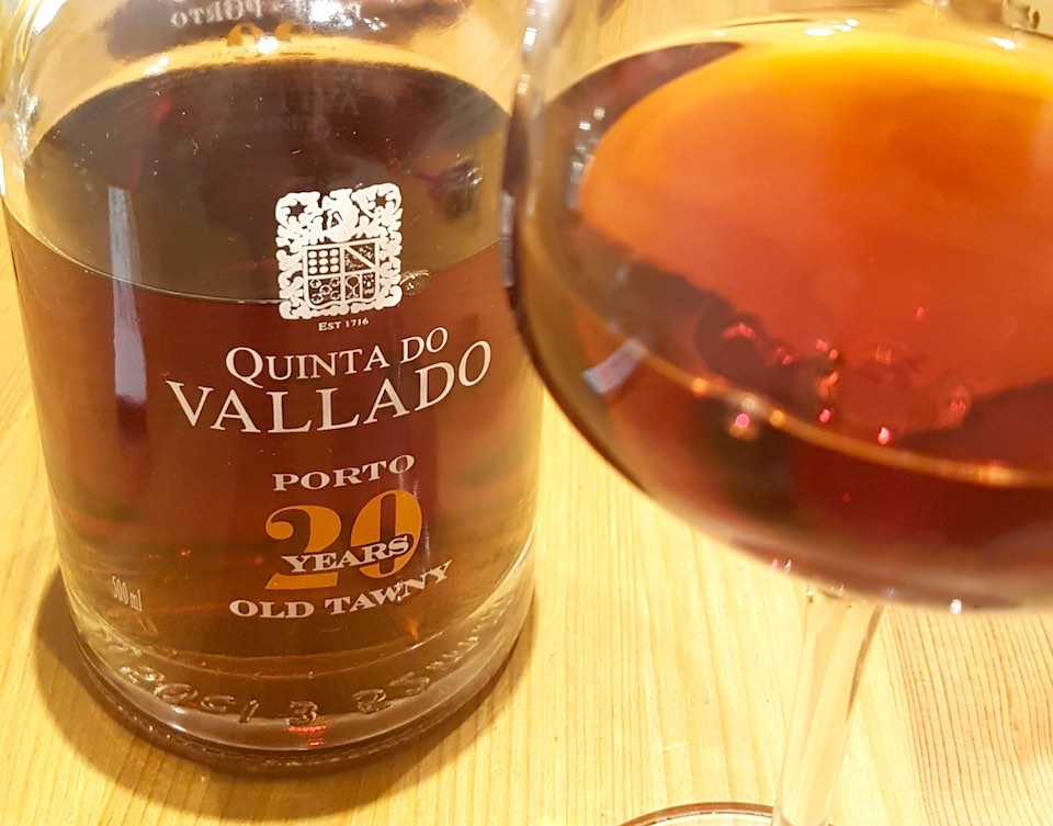 quinta do vallado tawny 20yr old