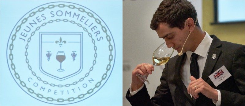 Matteo Montone Sommelier of the Year