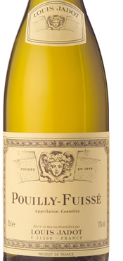 wine tasting notes Pouilly Fuisse 2007
