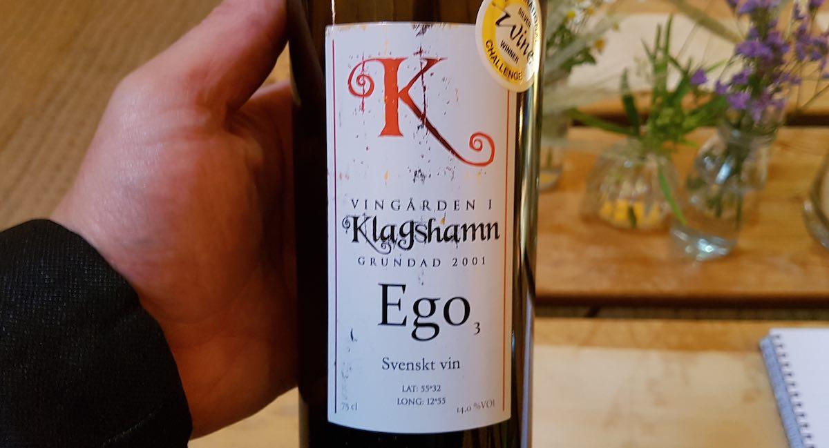Sweden white wine